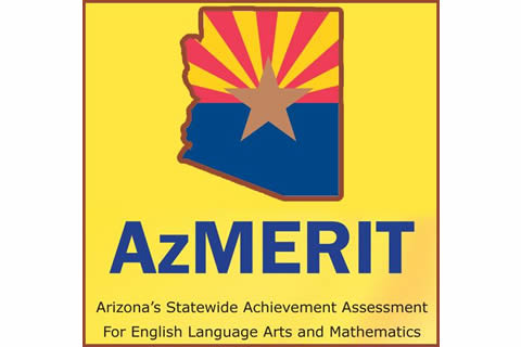 2019 AzMERIT/AIMS Testing at Prescott High School