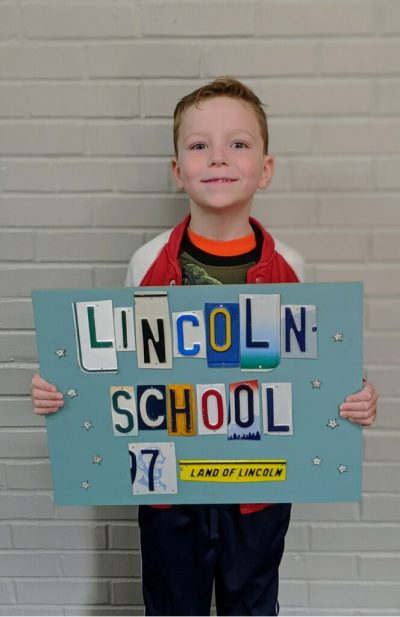 Student of the Week 1.20.20 !