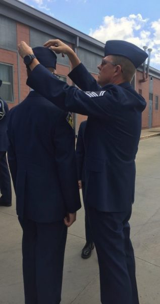 Attention to detail is the Cornerstone of the PHS JROTC Program