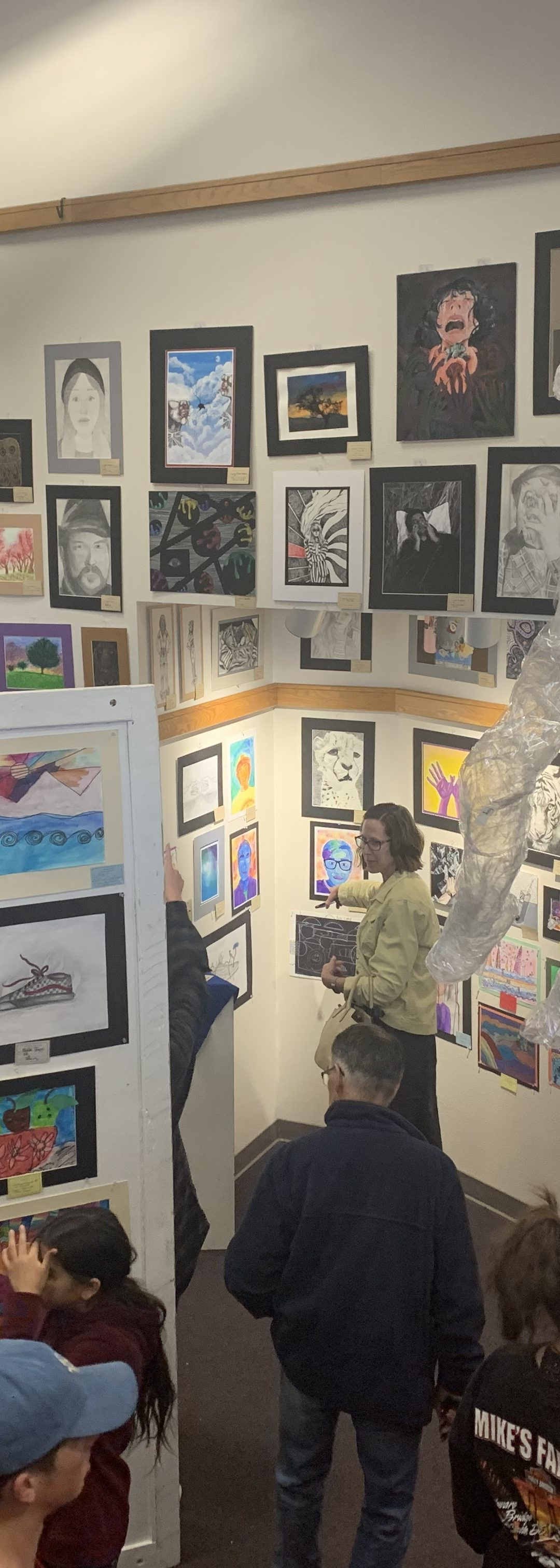 PUSD Youth Art Month is a celebration of the visual arts!
