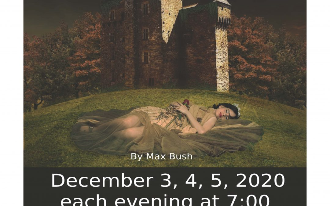 Sleeping Beauty, Briar Rose Dec 3,4,5 Limited Audience
