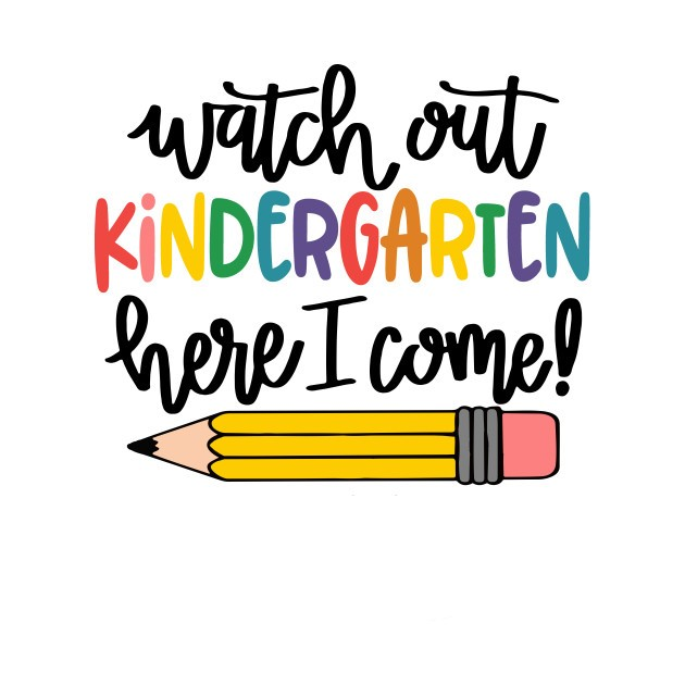 Kindergarten Open House Flyer 2020