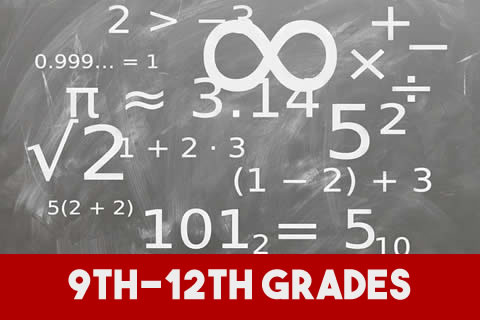 9th-12th Grade Math Information Night for Parents