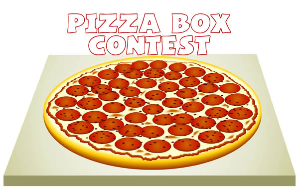 Rosa's Pizza Box Design Contest